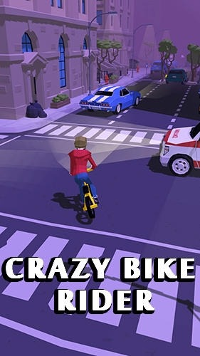 Crazy Bike Rider Android Game Image 1