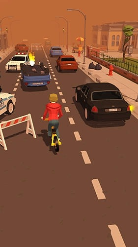 Crazy Bike Rider Android Game Image 2