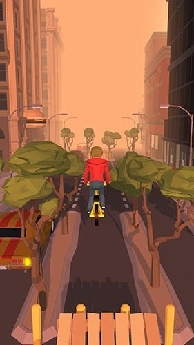 Crazy Bike Rider Android Game Image 3