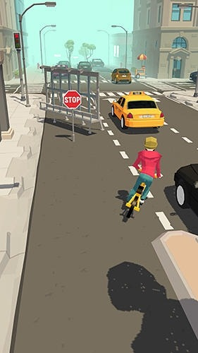 Crazy Bike Rider Android Game Image 4