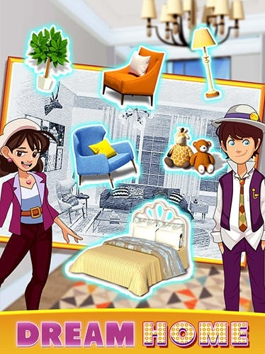 Home Blast Decorate Android Game Image 1