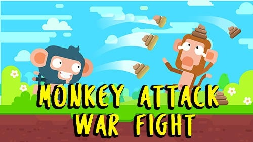 Monkey Attack: War Fight Android Game Image 1
