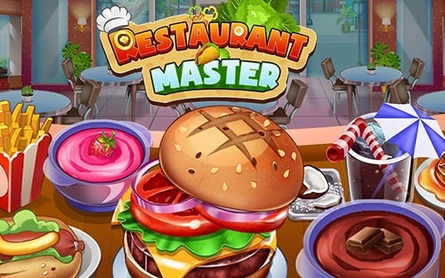 Restaurant Master: Kitchen Chef Cooking Game Android Game Image 1