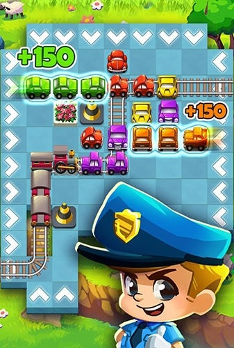 Traffic Puzzle Android Game Image 2