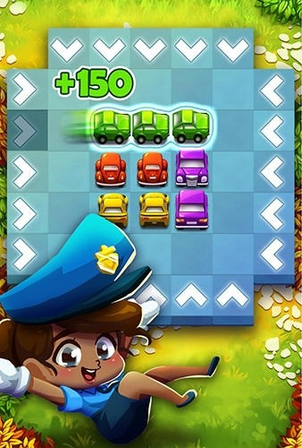 Traffic Puzzle Android Game Image 3