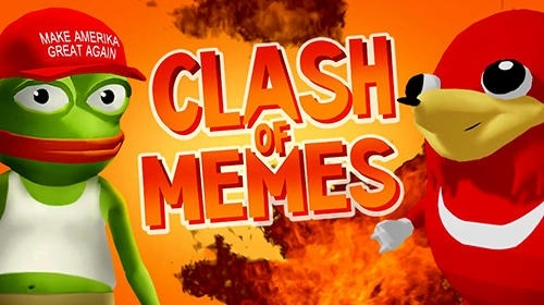 Clash Of Memes: A Brawl Royale Android Game Image 1