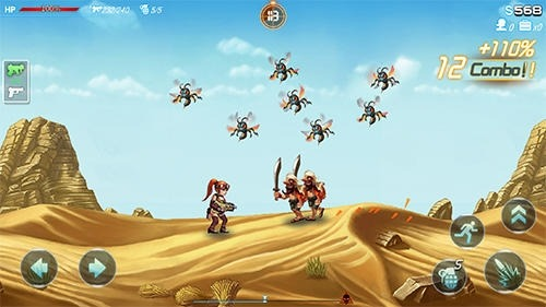 Mission: Royal Hawk Android Game Image 2