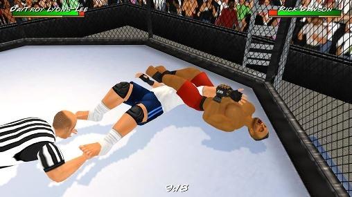 Wrestling Revolution 3D Android Game Image 2