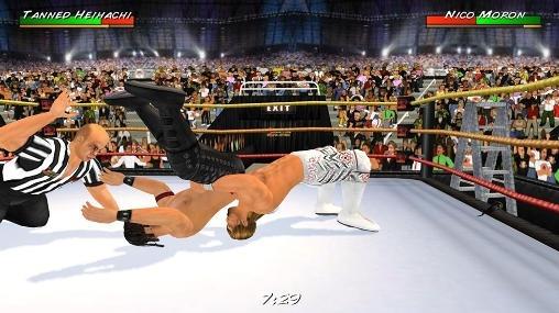Wrestling Revolution 3D Android Game Image 3