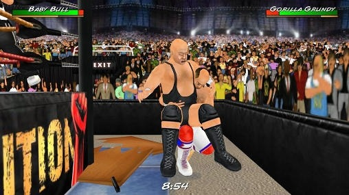Wrestling Revolution 3D Android Game Image 4