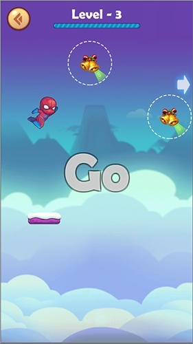 Stick Man Jump Android Game Image 3