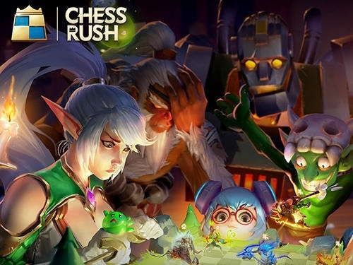 Chess Rush Android Game Image 1