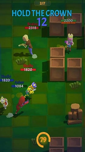 Crown Battles: Multiplayer 3vs3 Android Game Image 2