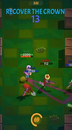 Crown Battles: Multiplayer 3vs3 Android Game Image 3