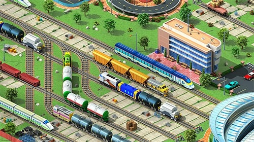 Megapolis By Social Quantum Ltd Android Game Image 3