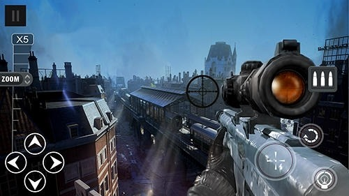 Assassin Sniper Mission Android Game Image 3