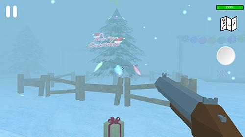 Evil Snowmen Android Game Image 2