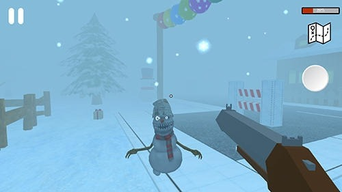 Evil Snowmen Android Game Image 3