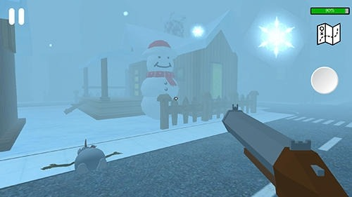 Evil Snowmen Android Game Image 4