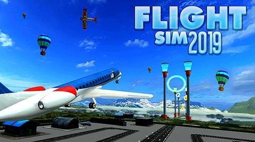 Flight Sim 2019 Android Game Image 1