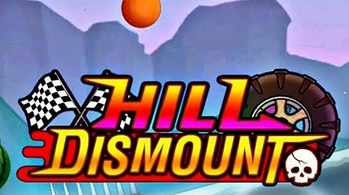 Hill Dismount: Smash The Fruits Android Game Image 1