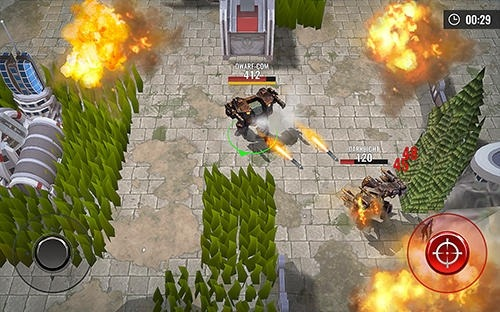 Robots Battle Arena: Mech Shooter Android Game Image 4