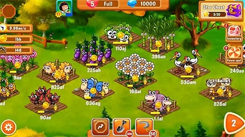 Solitaire Idle Farm Android Game Image 3