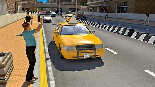 Taxi Sim 2019 Android Game Image 2
