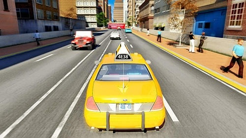 Taxi Sim 2019 Android Game Image 4