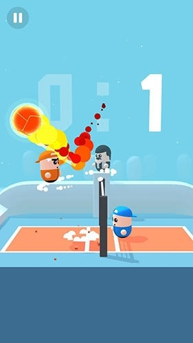 Volley Beans Android Game Image 2