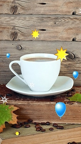 Cup Of Coffee Android Wallpaper Image 3