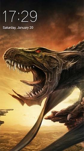 Dinosaur Android Wallpaper Image 2