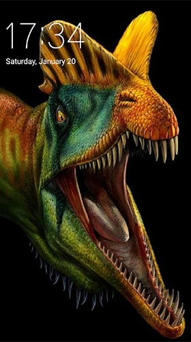 Dinosaur Android Wallpaper Image 4