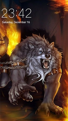 Werewolf Android Wallpaper Image 3