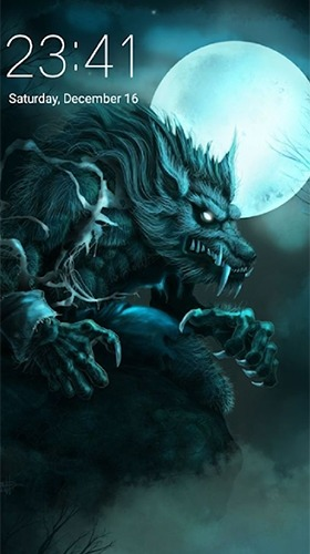 Werewolf Android Wallpaper Image 4