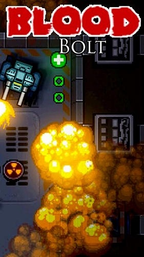 Blood Bolt: Arcade Shooter Android Game Image 1