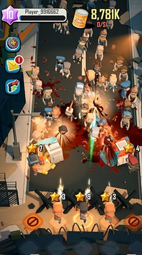 Dead Spreading: Idle Game 2 Android Game Image 2