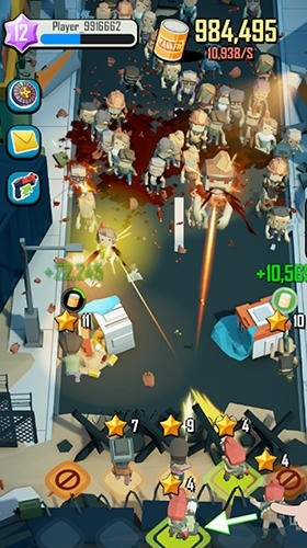 Dead Spreading: Idle Game 2 Android Game Image 3
