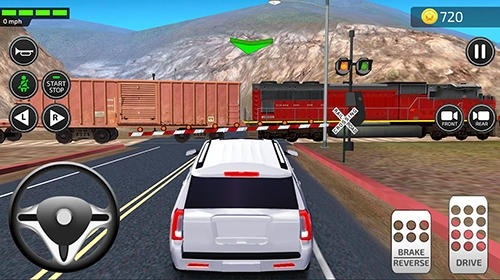 Driving Academy: Car School Driver Simulator 2019 Android Game Image 3