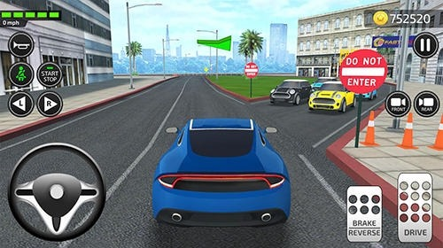 Driving Academy: Car School Driver Simulator 2019 Android Game Image 4