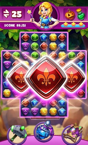 Jewels Hunter Android Game Image 2