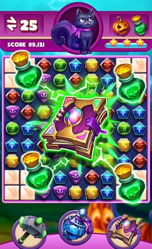 Jewels Hunter Android Game Image 3