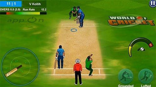 World Of Cricket: World Cup 2019 Android Game Image 2