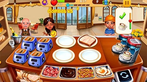 Fast Restaurant Android Game Image 3