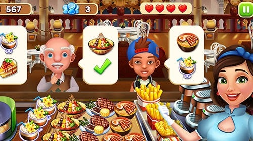 Fast Restaurant Android Game Image 4