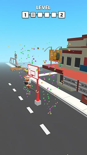 Flip Dunk Android Game Image 3