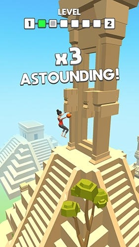 Flip Dunk Android Game Image 4