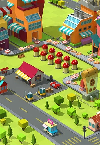 Pizza Factory Tycoon Android Game Image 2