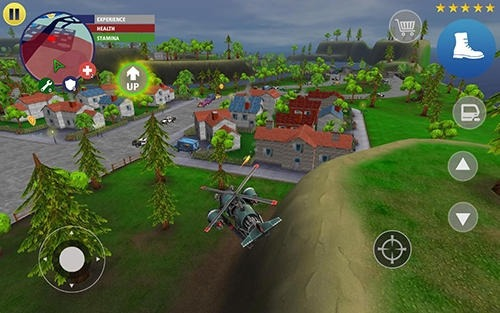 Royal Battletown Android Game Image 2