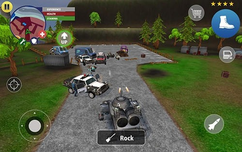Royal Battletown Android Game Image 3